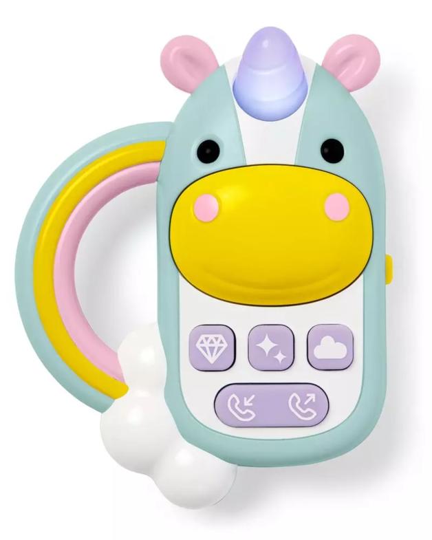 Skip Hop: Zoo Play Phone - Unicorn