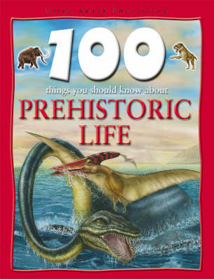 Prehistoric Life by Steve Parker image