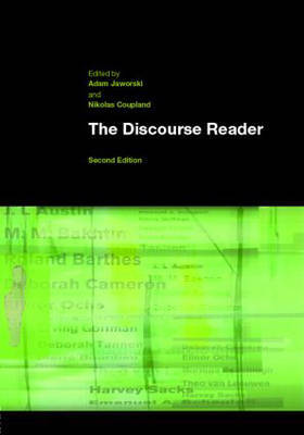 The Discourse Reader image