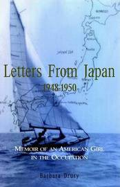 Letters from Japan 1948-1950 by Barbara Drury image
