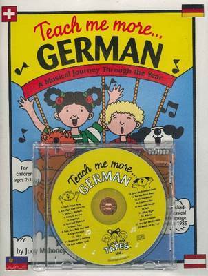 Teach Me More German by Judy Mahoney
