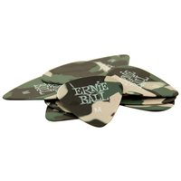 Ernie Ball Camouflage Picks - Medium (12 Pack)