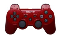 Official Sony Dual Shock 3 - Red for PS3