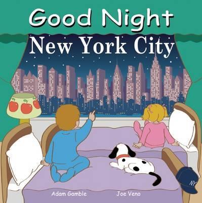 Good Night New York City by Adam Gamble