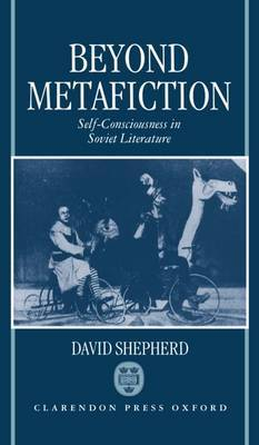 Beyond Metafiction by David Shepherd image