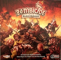 Zombicide: Black Plague - Board Game