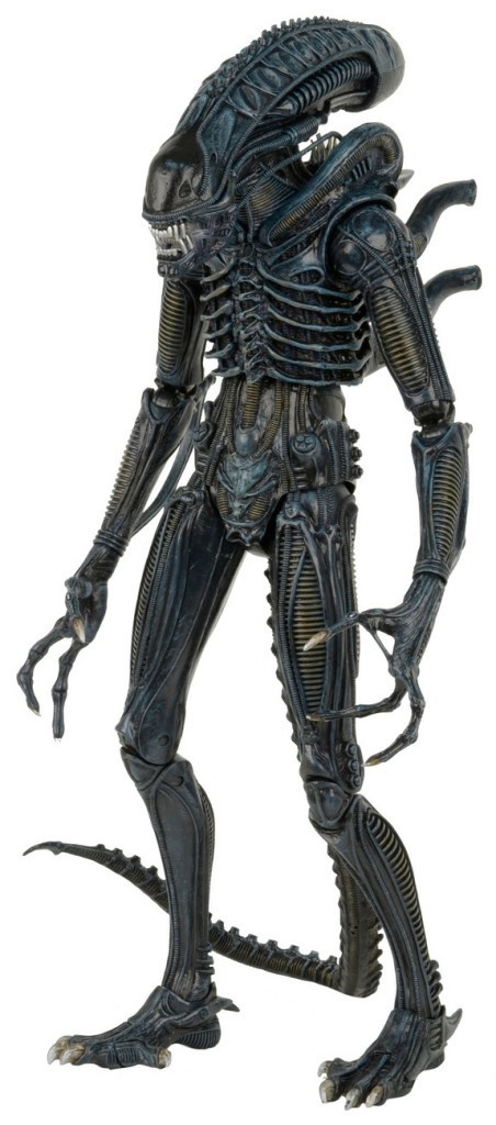 Aliens: Alien Warrior (1986) - 1:4 Scale Action Figure image