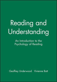 Reading and Understanding by Vivienne Batt