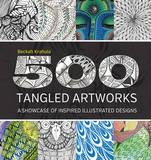 500 Tangled Artworks by Beckah Krahula