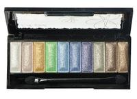 LA Girl 10 Color Eye Palette - Delighted