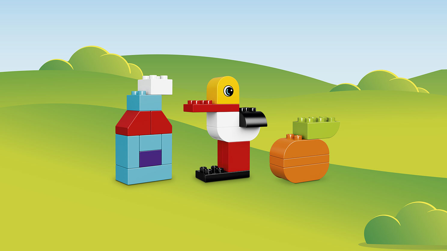 LEGO DUPLO: My First Bricks (10848) image