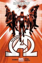 New Avengers By Jonathan Hickman Volume 1 by Jonathan Hickman