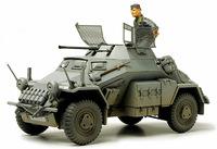 Tamiya 1/35 Sd.Kfz 222 w/Photo Etched Parts - Model Kit image