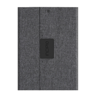 Incipio Esquire Series Folio for iPad 9.7 5th gen - Gray
