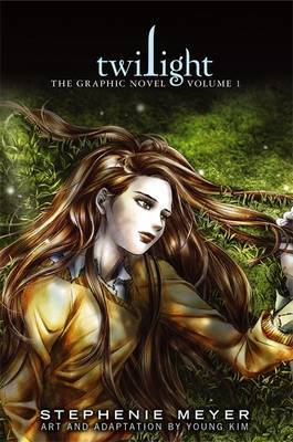 Twilight: The Graphic Novel, Vol 1 (UK Ed) by Stephenie Meyer image