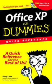 Office XP For Dummies by Doug Lowe