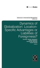 Dynamics of Globalization