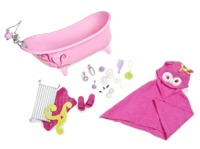 Our Generation: Home Accessory Set - Owl Be Relaxing Bathtub