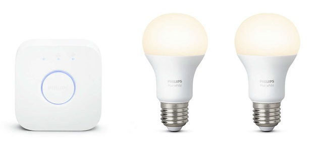 Philips Hue White Starter Kit - Edison Screw