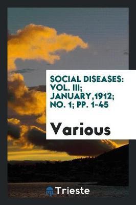 Social Diseases by Various ~