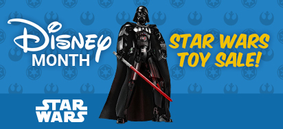 Star Wars Toy Sale!