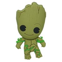Guardians of the Galaxy 3D Foam Magnet - Groot