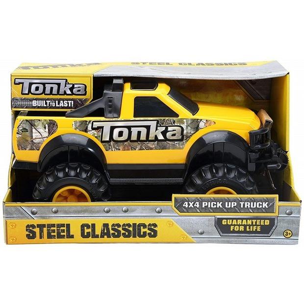 Tonka: Classics - 4x4 Pick Up Truck