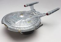 Polar Lights: 1/1000 Star Trek: Enterprise NX-01 - Snap Kit