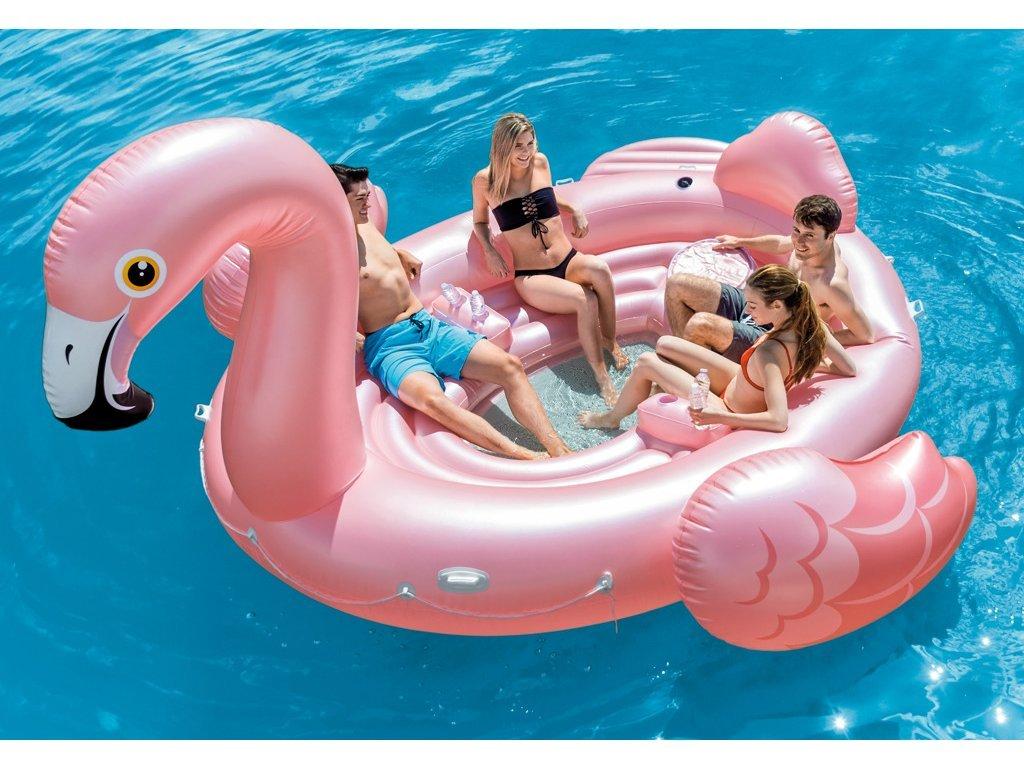 Intex: Flamingo Party Island image