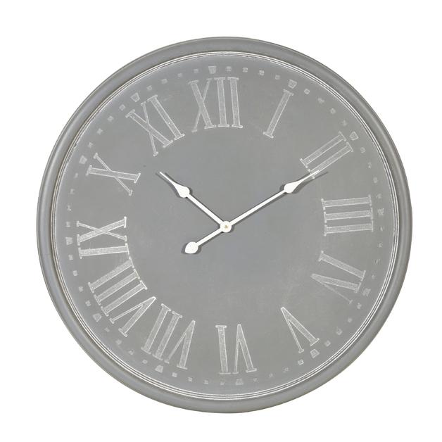 Amalfi: Lillian Wall Clock (80x80cm)