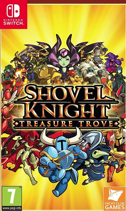 Shovel Knight: Treasure Trove for Switch