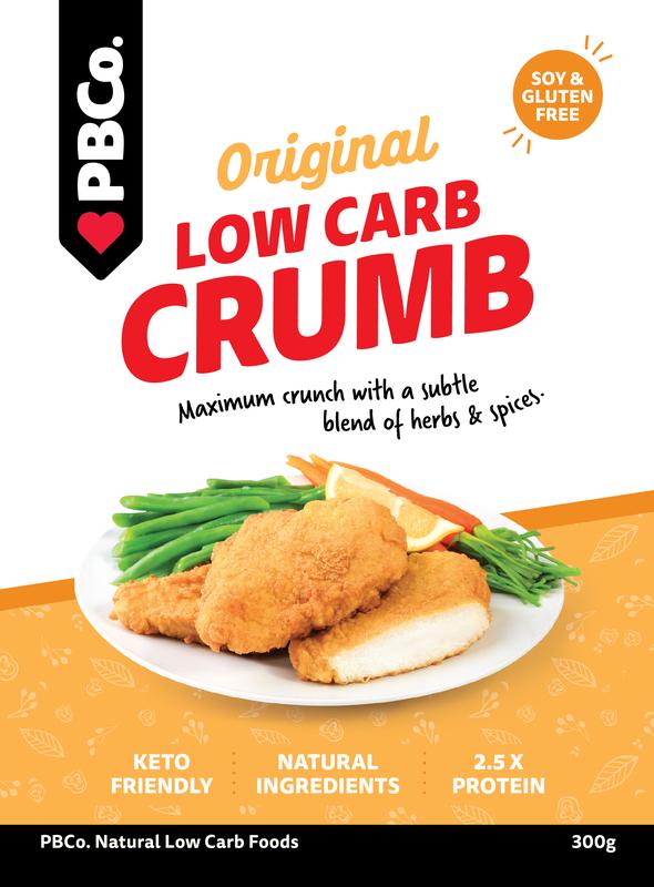 PBCo: Low Carb Crumb - Original