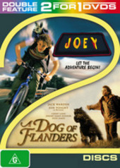 Joey / A Dog Of Flanders - Double Feature (2 Disc Set) on DVD