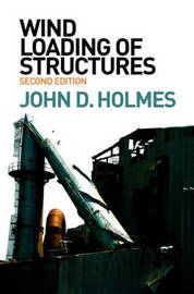 Wind Loading of Structures by John D Holmes image
