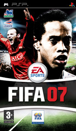FIFA 07 for PSP image