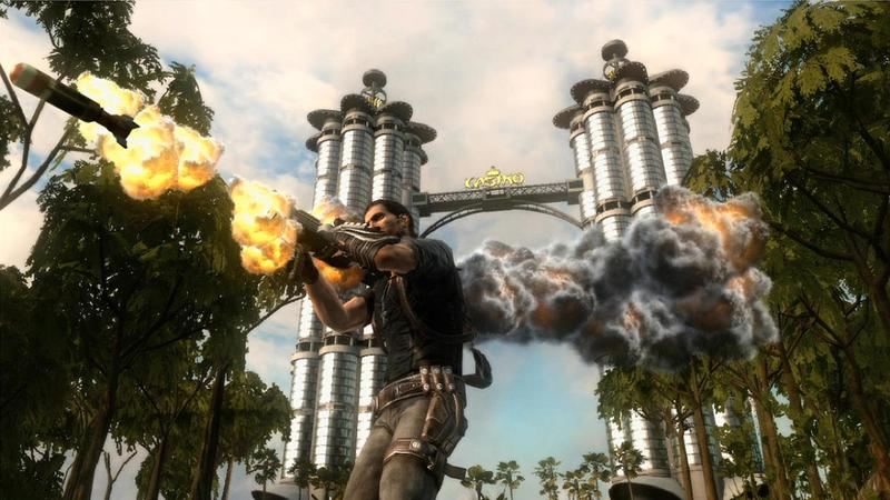 Just Cause 2 for PC Games image