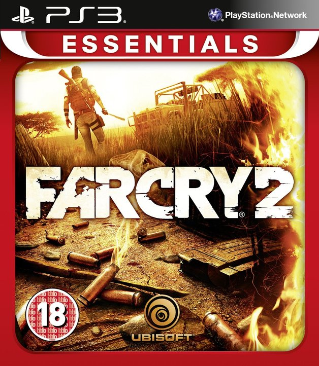 Far Cry 2 (PS3 Essentials) for PS3
