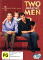 Two And A Half Men - The Complete First Season (4 Disc Box Set) on DVD