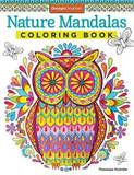 Nature Mandalas Coloring Book by Thaneeya McArdle