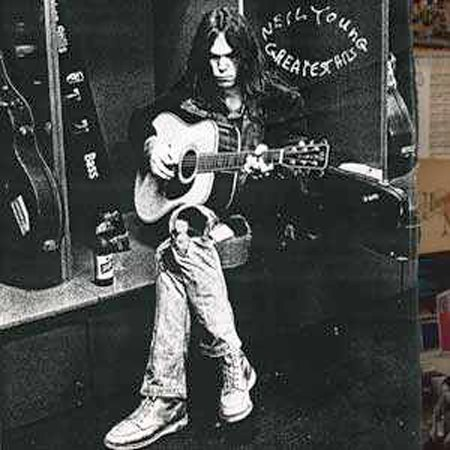 Neil Young - Greatest Hits by Neil Young image