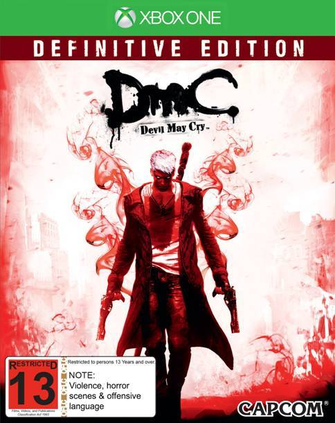 DmC: Definitive Edition (Devil May Cry) for Xbox One