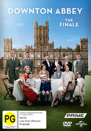 Downton Abbey: Christmas 2015 - Final Episode DVD