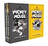 Walt Disney's Mickey Mouse Vols 5 & 6 Gift Box Set by Floyd Gottfredson