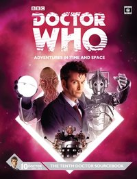 Doctor Who: 10th Doctor Sourcebook