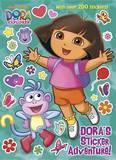 Dora's Sticker Adventure! by Golden Books