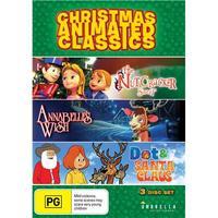 The Christmas Animated Classics Collection on DVD image