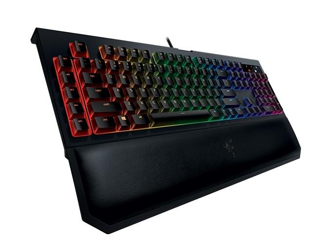 Razer BlackWidow Chroma V2 - Mechanical Gaming Keyboard for PC Games image