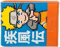 Naruto - Pixels Bi-fold Wallet