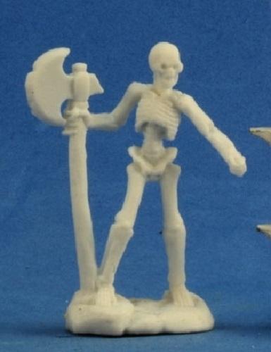Dark Heaven Bones - Skeleton Warrior Axemen (3-pc)