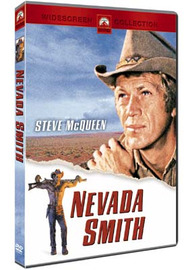 Nevada Smith on DVD image